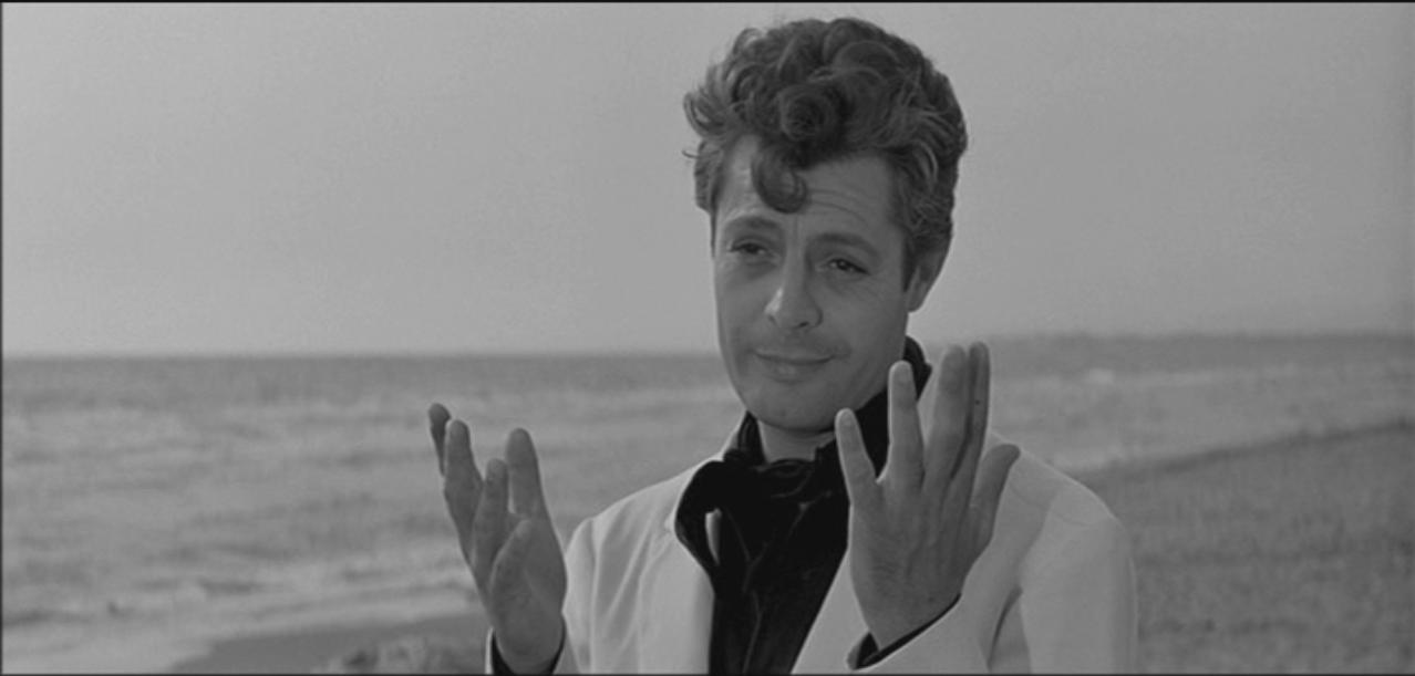 La Dolce Vita is playing today at October 10 and November 9 at the Bell