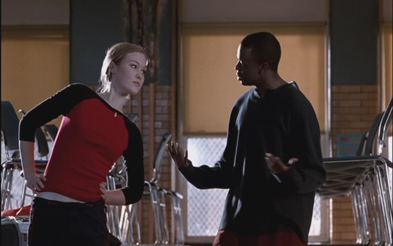 save the last dance Save for the last dance allusions the title of this episode is an allusion to the 2001 movie save the last dance , starring julia stiles and sean patrick thomas.