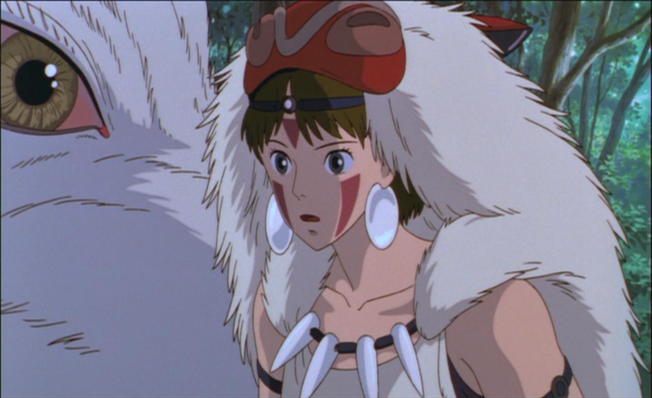 Princess Mononoke S Voices Okinawa Assault