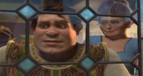 Neverending Christmas  ShreksShrek 3 Human